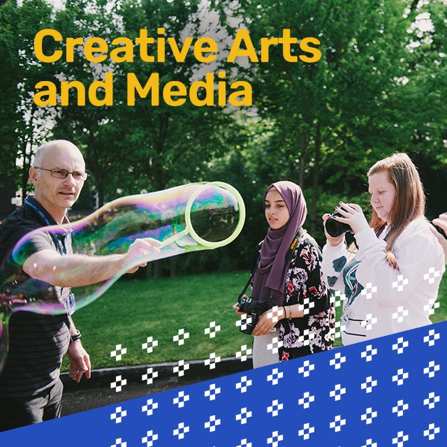 Creative Arts and Media Guide